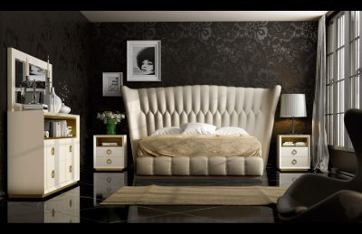 Bedroom Furniture Beds with Storage Velvet Bedroom