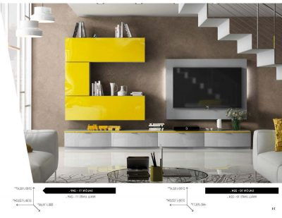 Brands Fenicia Wall Units, Spain Fenicia Wall Unit Salon 10