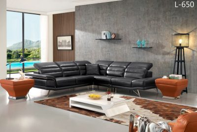 650 Sectional