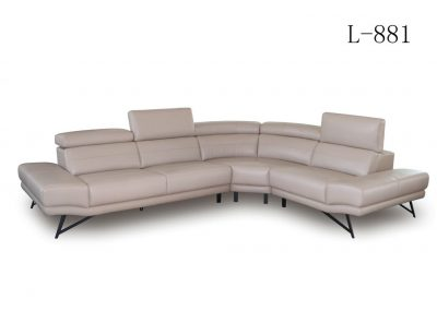 881 Sectional