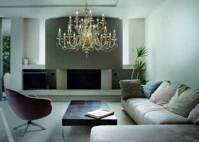 Brands Euroluce Alicante Lighting Collection Italy Alicante Clear L12+6