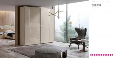 YM503 Sliding Doors Wardrobes