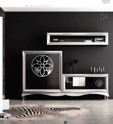 Franco Serik Wall Unit Collection, Spain