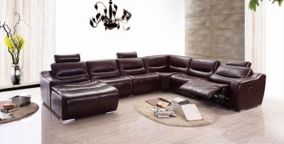 2144 Sectional 1 Recliner
