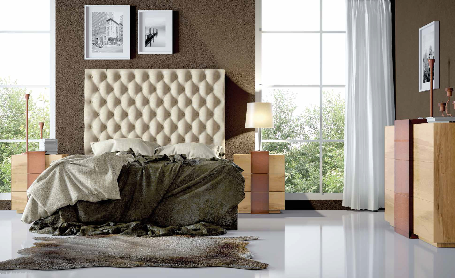 Brands Franco Furniture Bedrooms vol1, Spain DOR 06