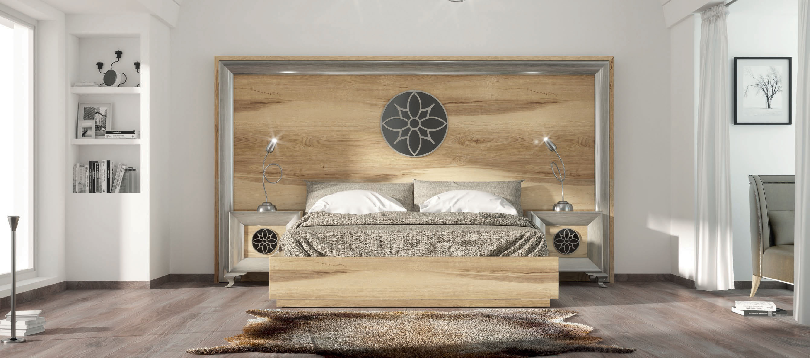 Brands Franco Furniture Bedrooms vol2, Spain DOR 103