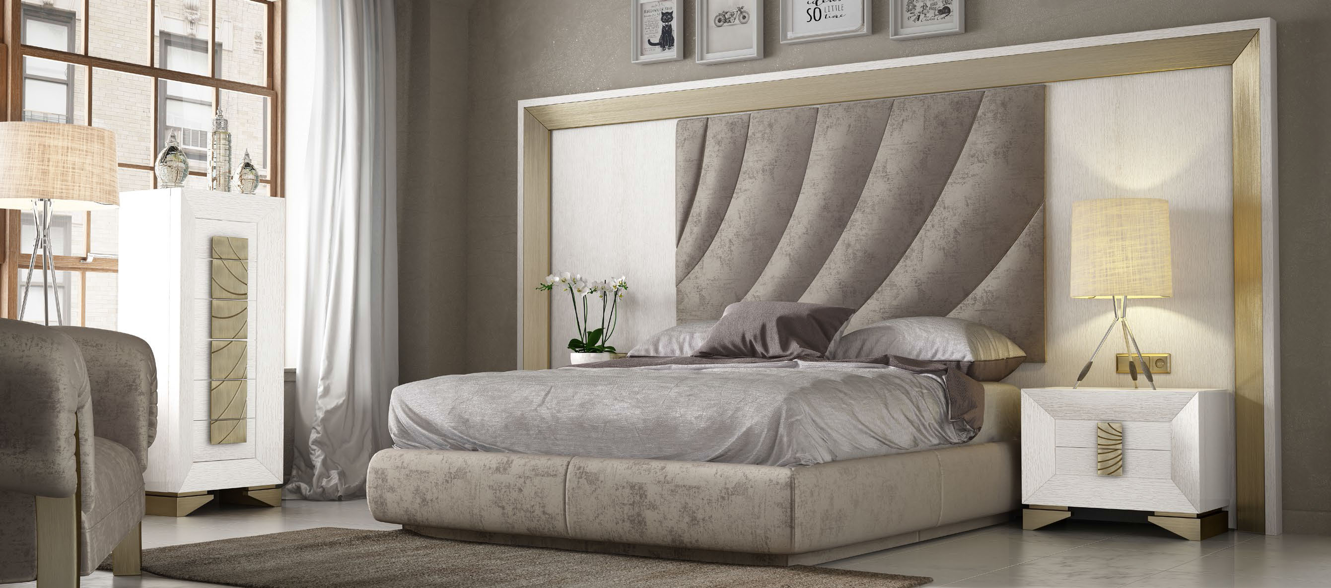 Brands Franco Furniture Bedrooms vol2, Spain DOR 128