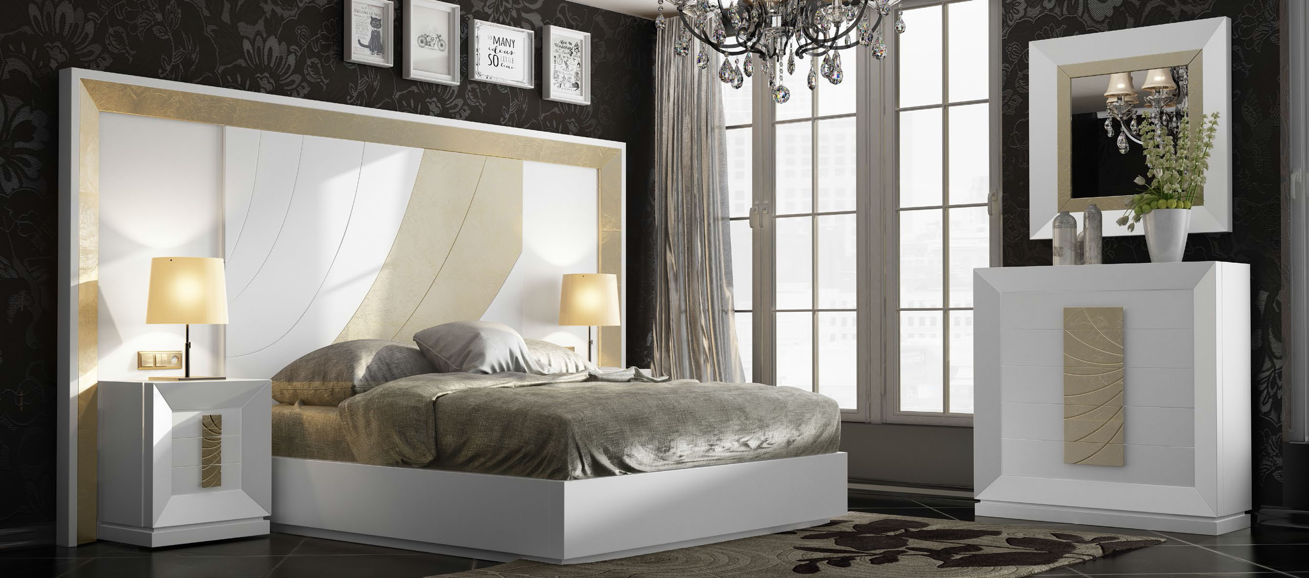 Brands Franco Furniture Bedrooms vol2, Spain DOR 130