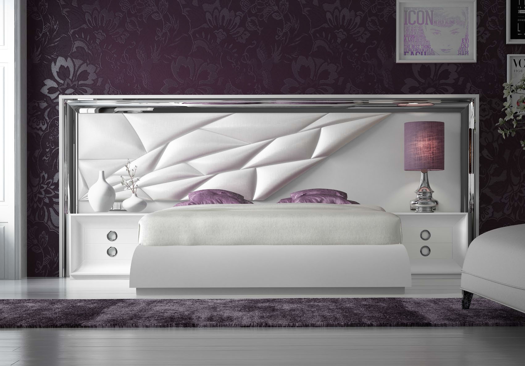 Brands Franco Furniture Bedrooms vol2, Spain DOR 92
