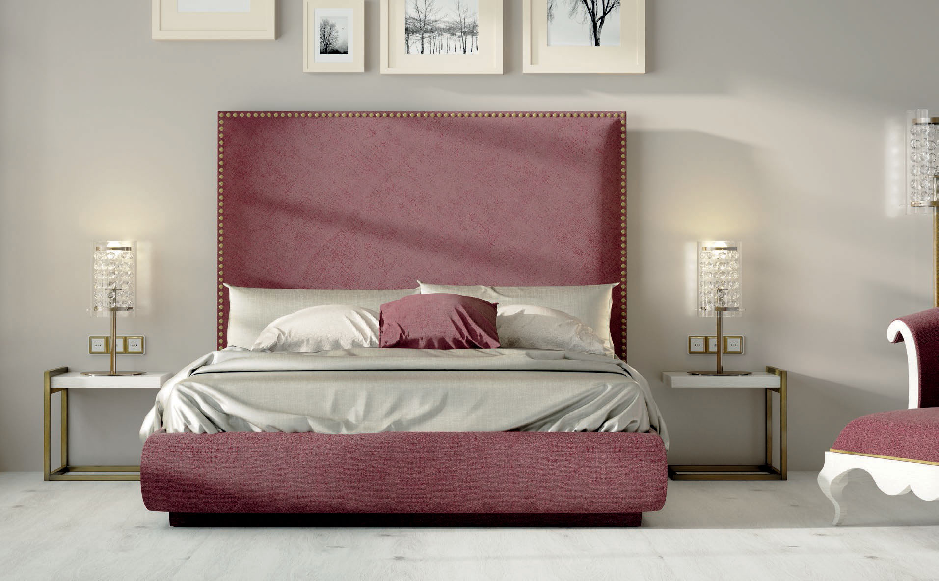 Brands Franco Furniture Bedrooms vol3, Spain DOR 153