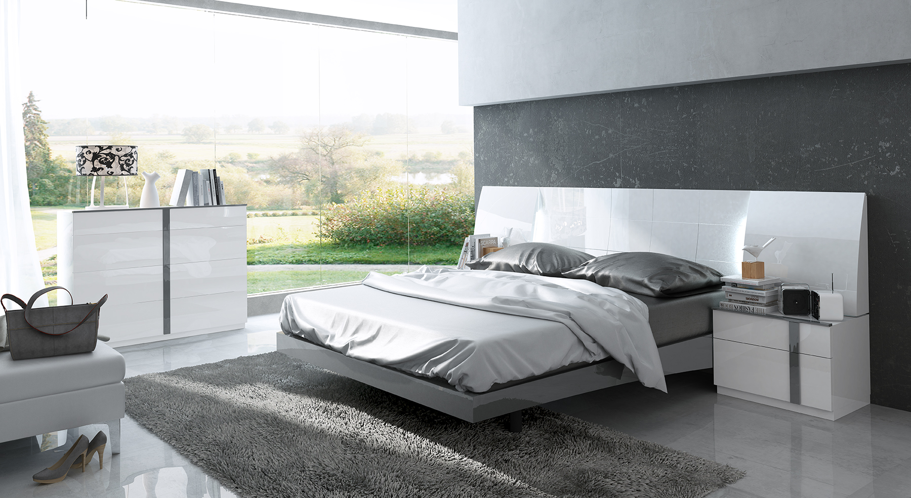 Brands Fenicia Modern Bedroom Sets, Spain Fenicia Composition 44 / comp 511