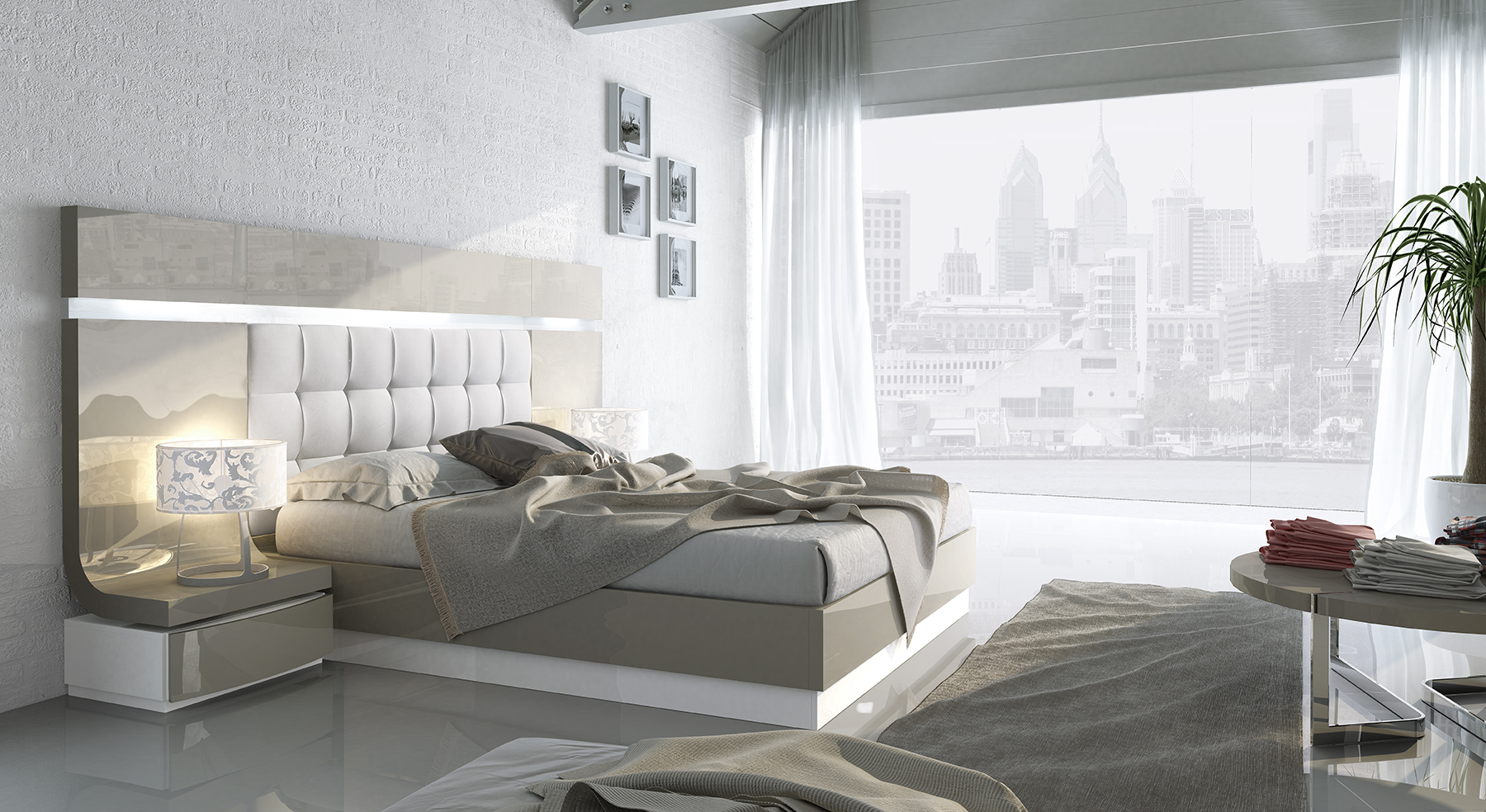 Brands Fenicia Modern Bedroom Sets, Spain Fenicia Composition 45 / comp 513