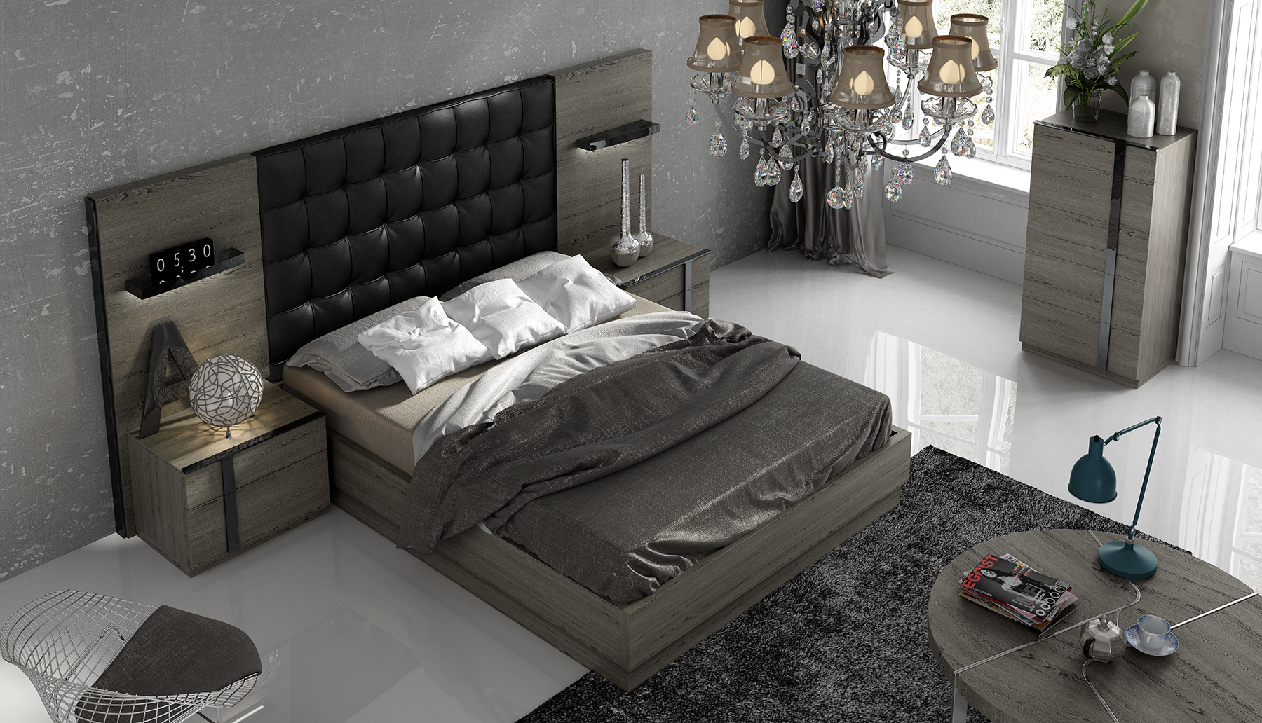 Brands Fenicia Modern Bedroom Sets, Spain Fenicia Composition 64 / comp 209