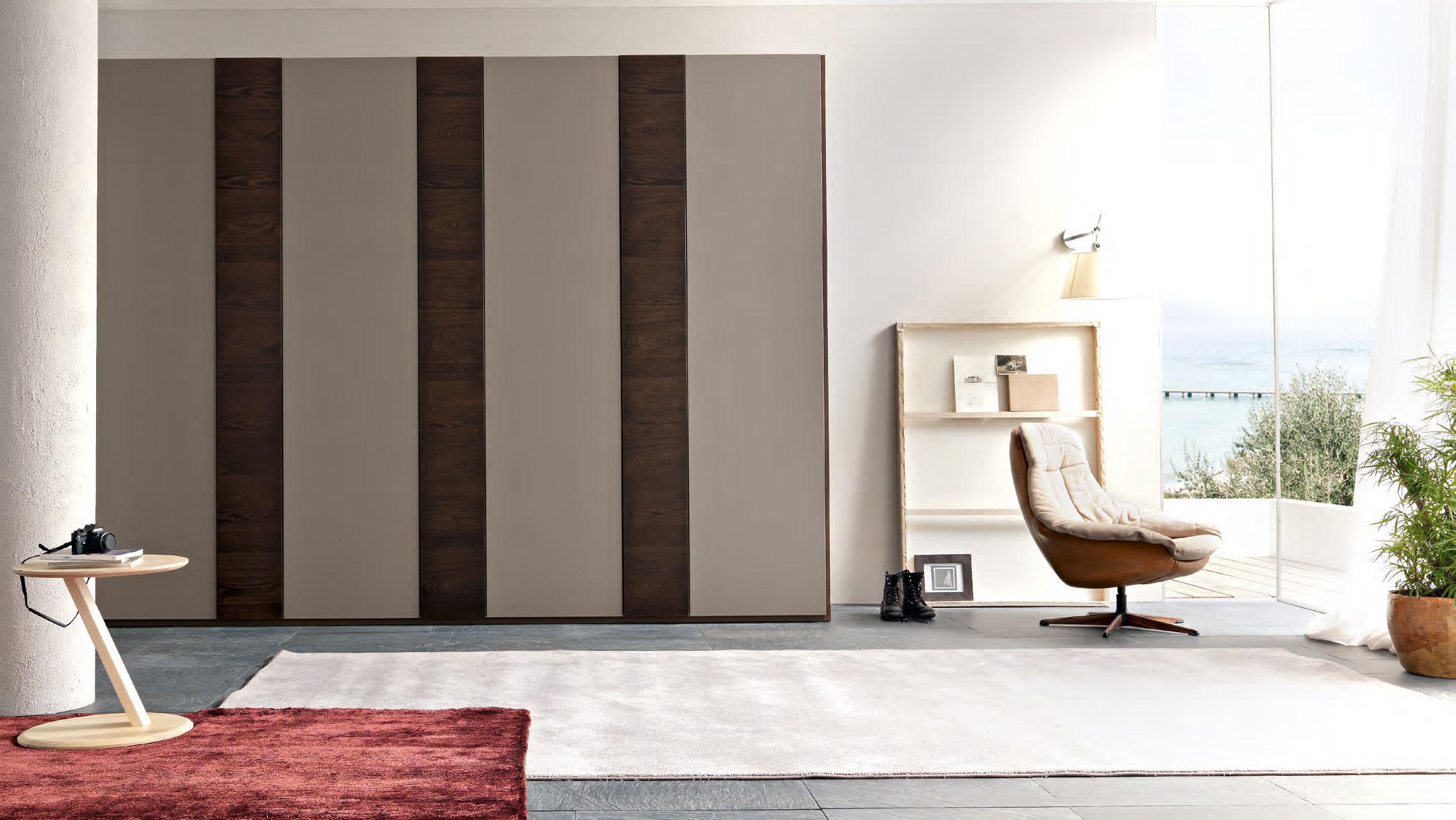 vertical sma modern bedroom wardrobes italy collections - vertical collections sma modern bedroom wardrobes