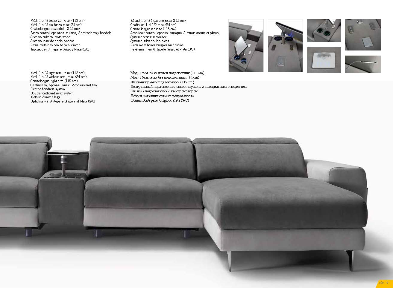 BRIO, VYM Modern Living Room, Spain, Collections