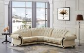Apolo Sectional Ivory